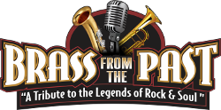 Brass From The Past –  The best rock & soul cover band for weddings, corporate, & municipal events; The midwest's top horn band